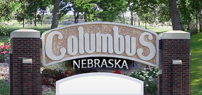 Columbus Sign