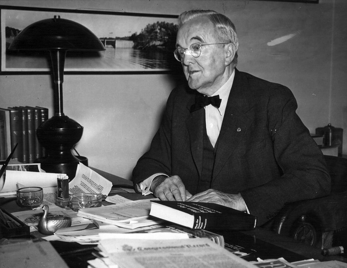 Nebraska Sen. George W. Norris