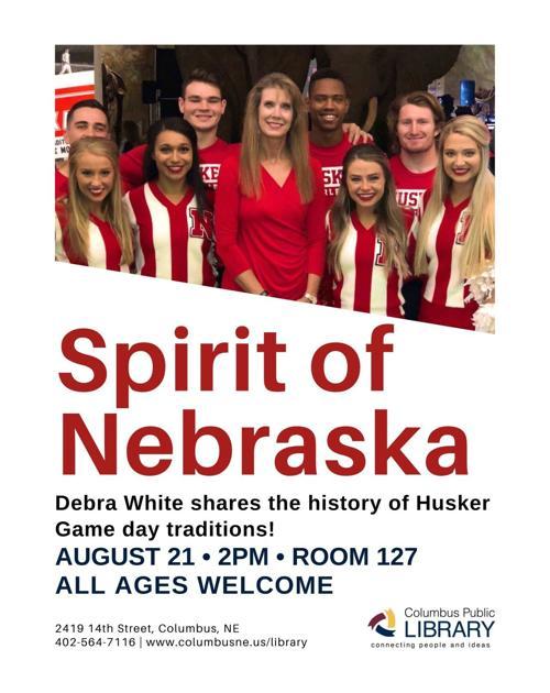 Spirit of Nebraska poster