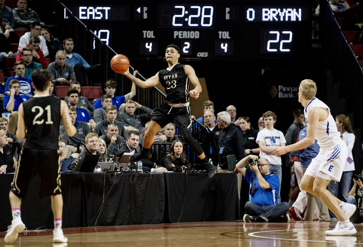 Class A: Omaha Bryan vs. Lincoln East, 3/8