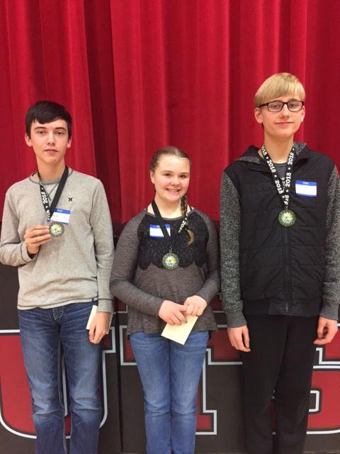 Spelling Bee Winners 2018