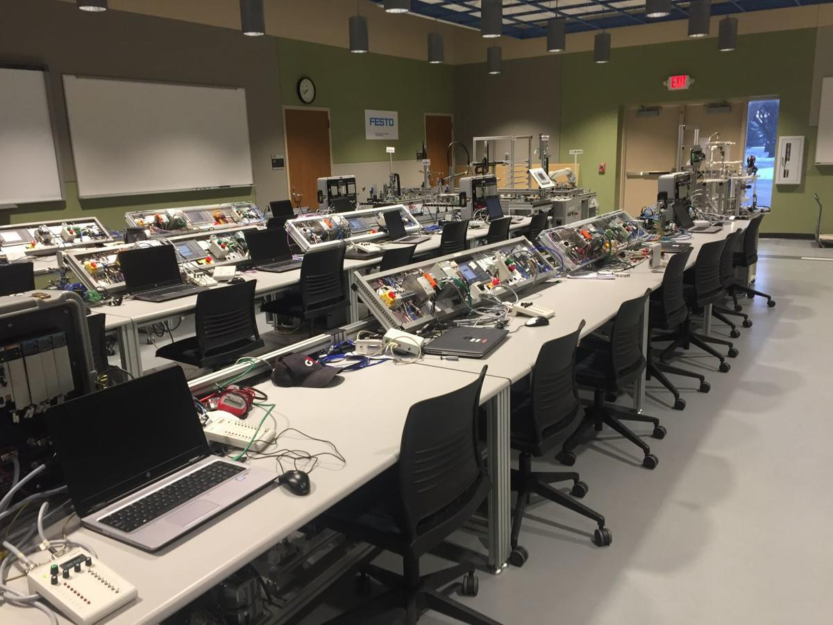 CCC Mechatronics lab