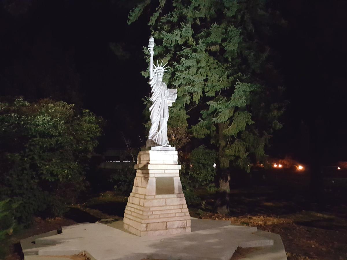 Park Statue of Liberty
