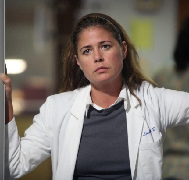 maura tierney leaves er tonight news