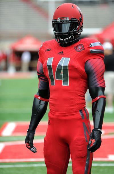 Nebraska unveils new alternate uniform  4f9968b32