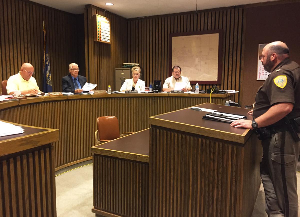 September 3 County Board