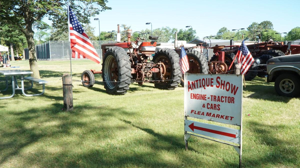 2021 Antique Tractor & Gas Engine Show