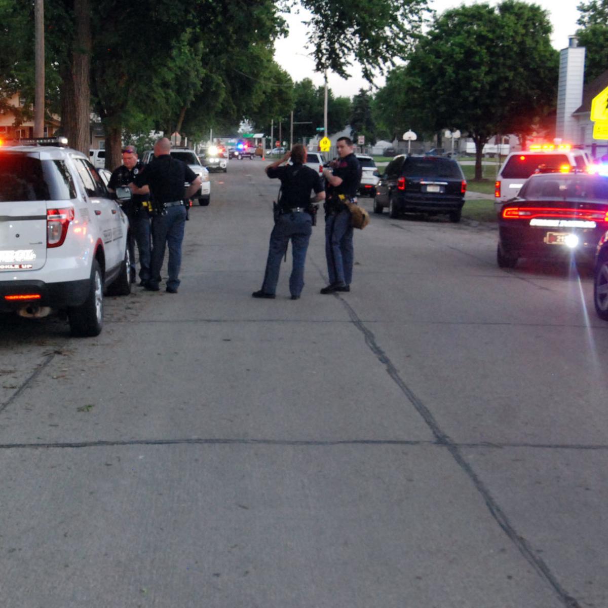 You've been served: Law enforcement talk arrest warrant
