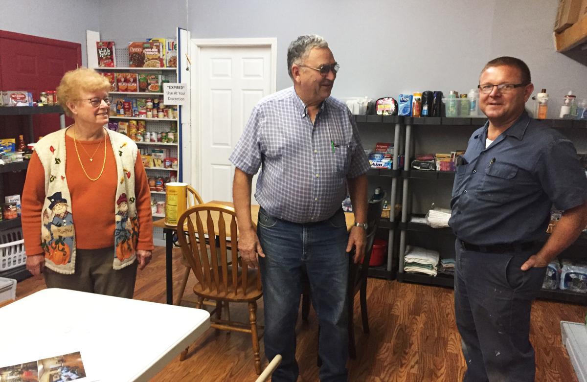 Food Pantry Open House 4