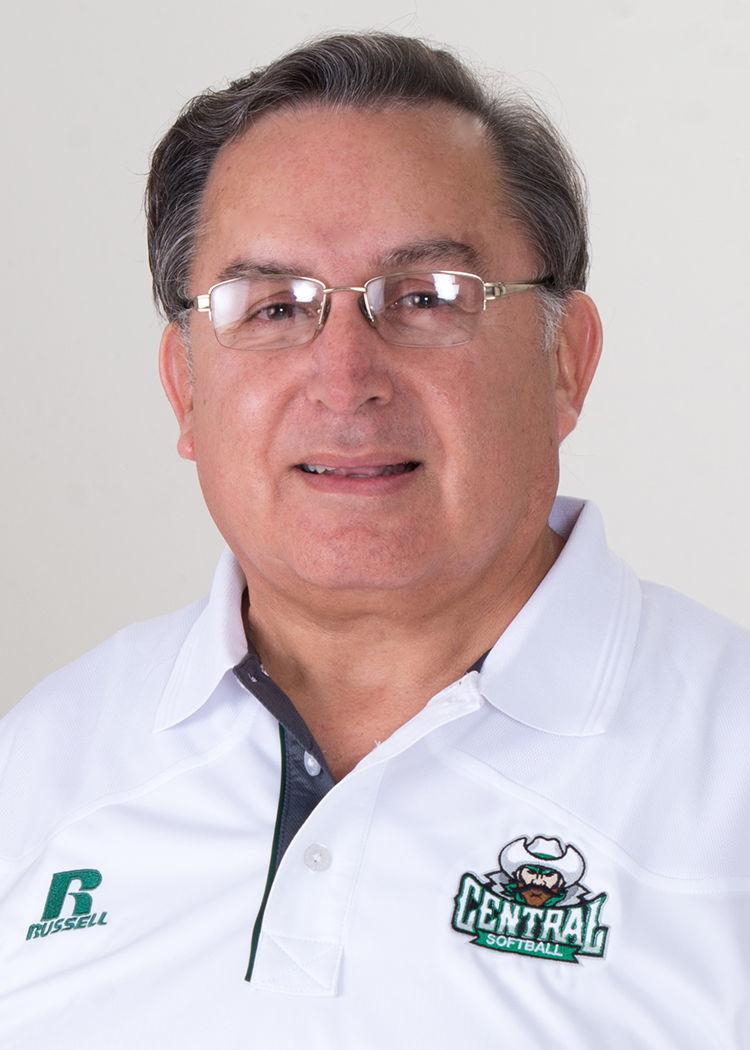 Head Coach Jack Gutierrez