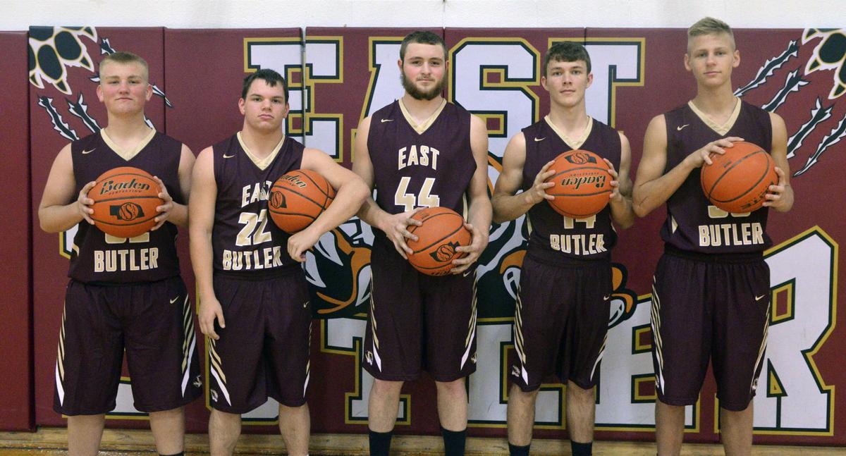 East Butler Boys' Basketball