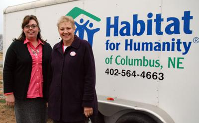 Habitat lays out welcome mat for new director   Local