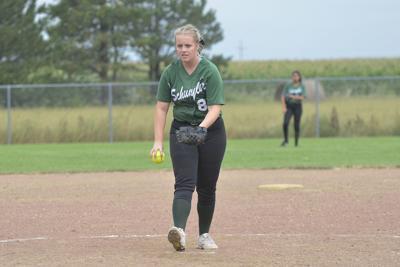 Schuyler Softball 9.21