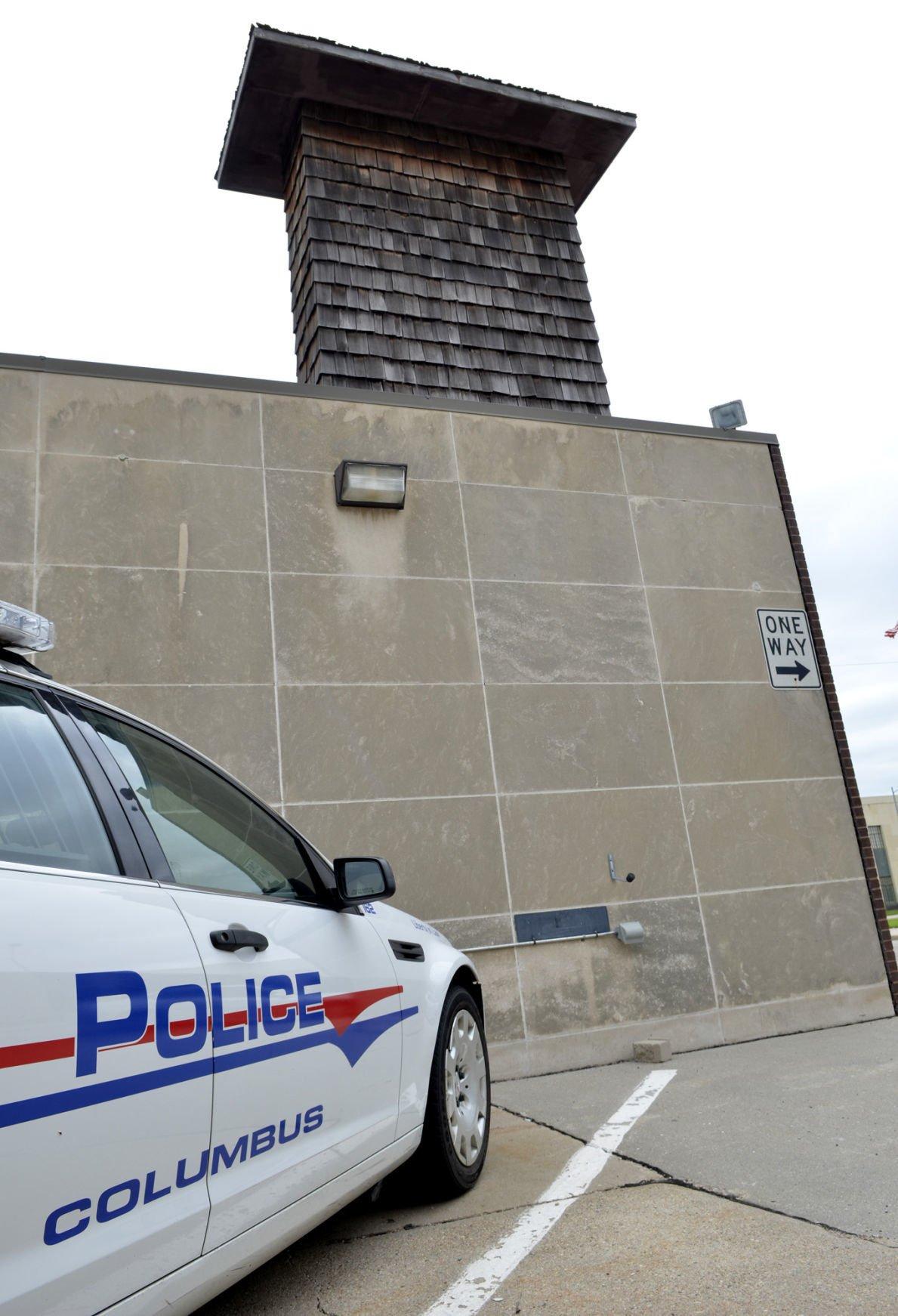 Police Station (copy)