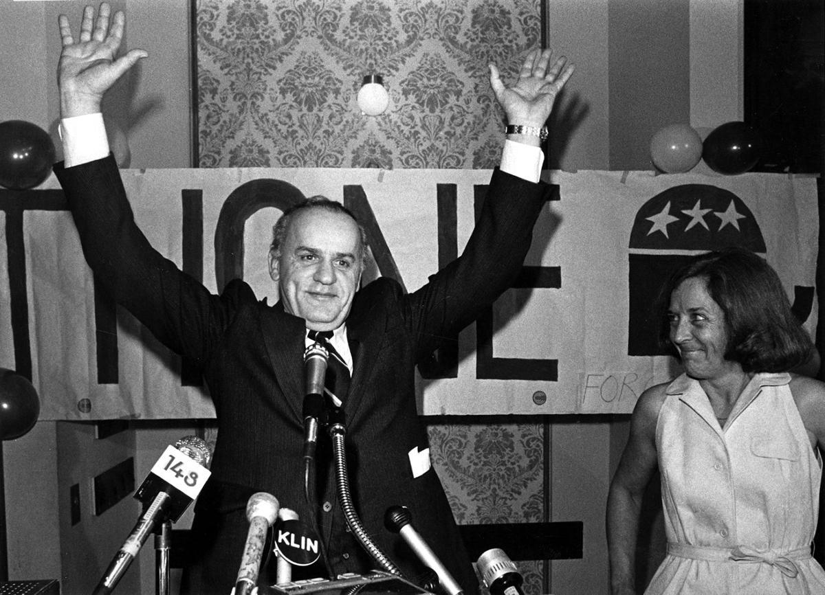 Thone wins Republican gubernatorial nomination
