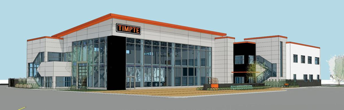 Timpte Product Showroom and Corporate Offices
