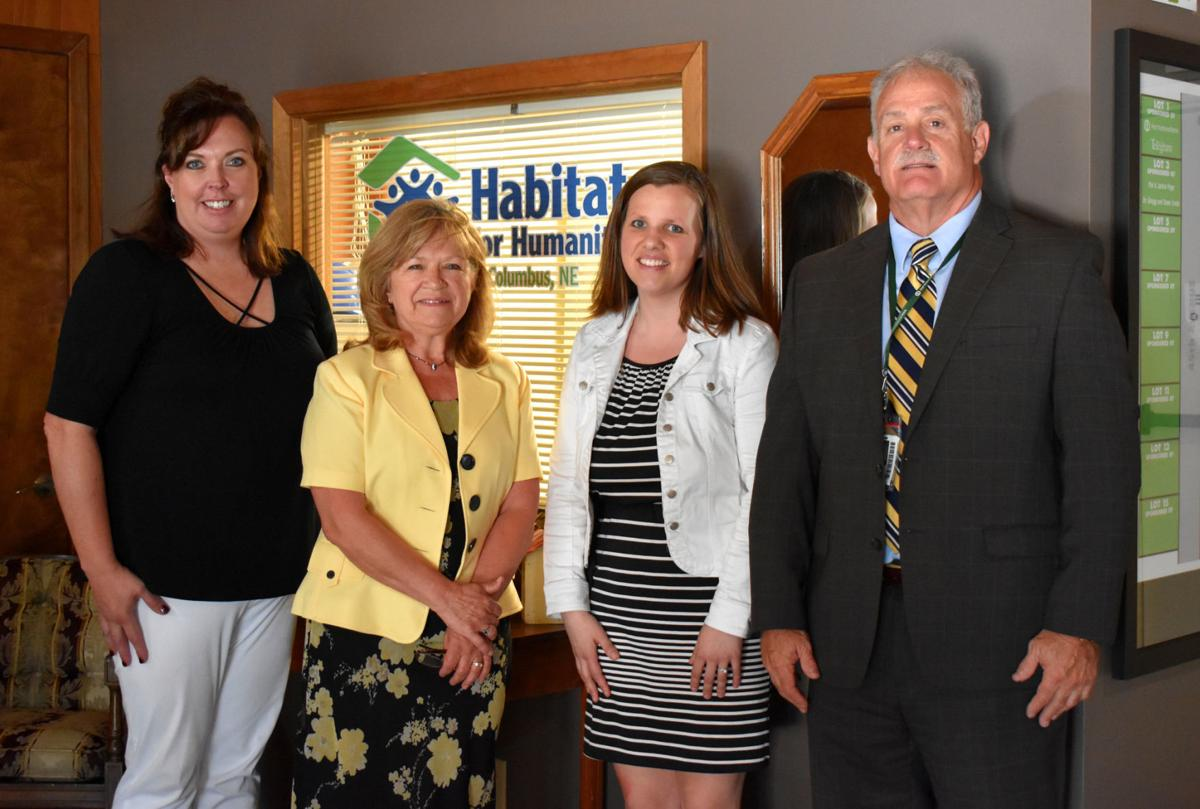 First National Bank continues its support for community