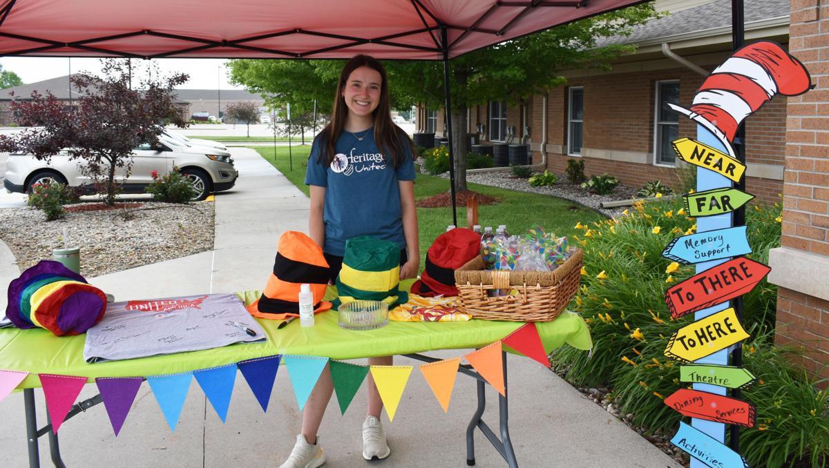 WATCH NOW: Getting brighter - Blood drive held in honor of Columbus girl  battling leukemia | Local | columbustelegram.com