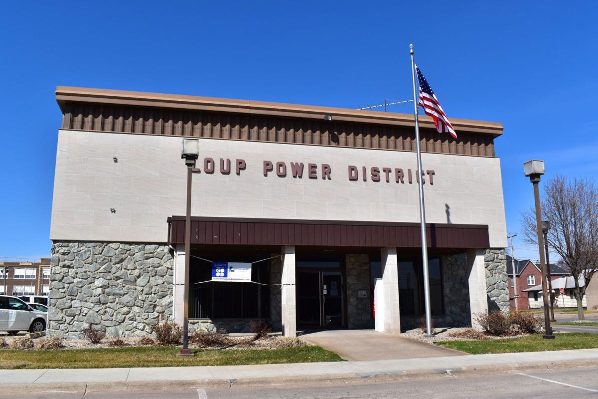 Loup Power District