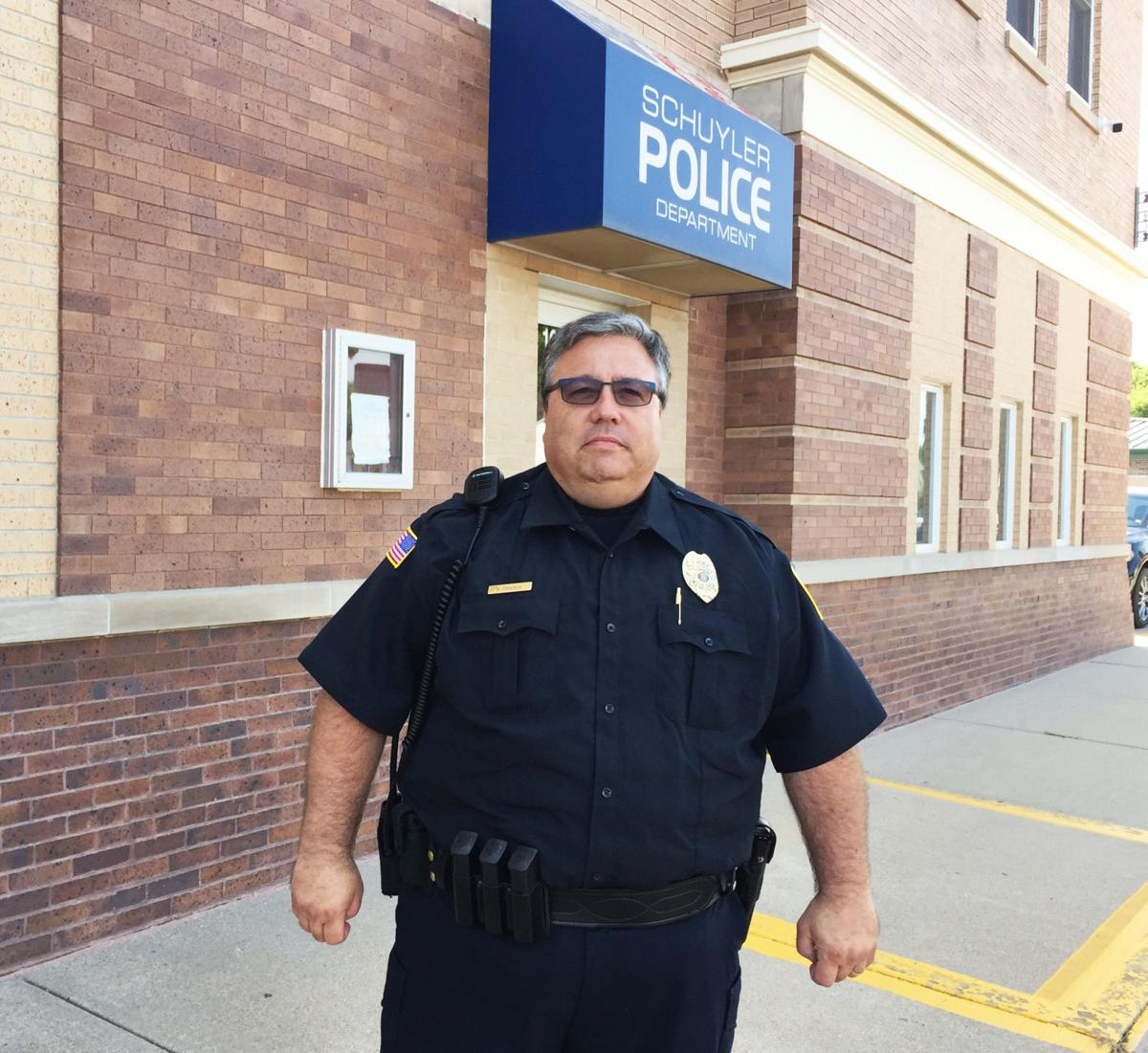 Farber police chief