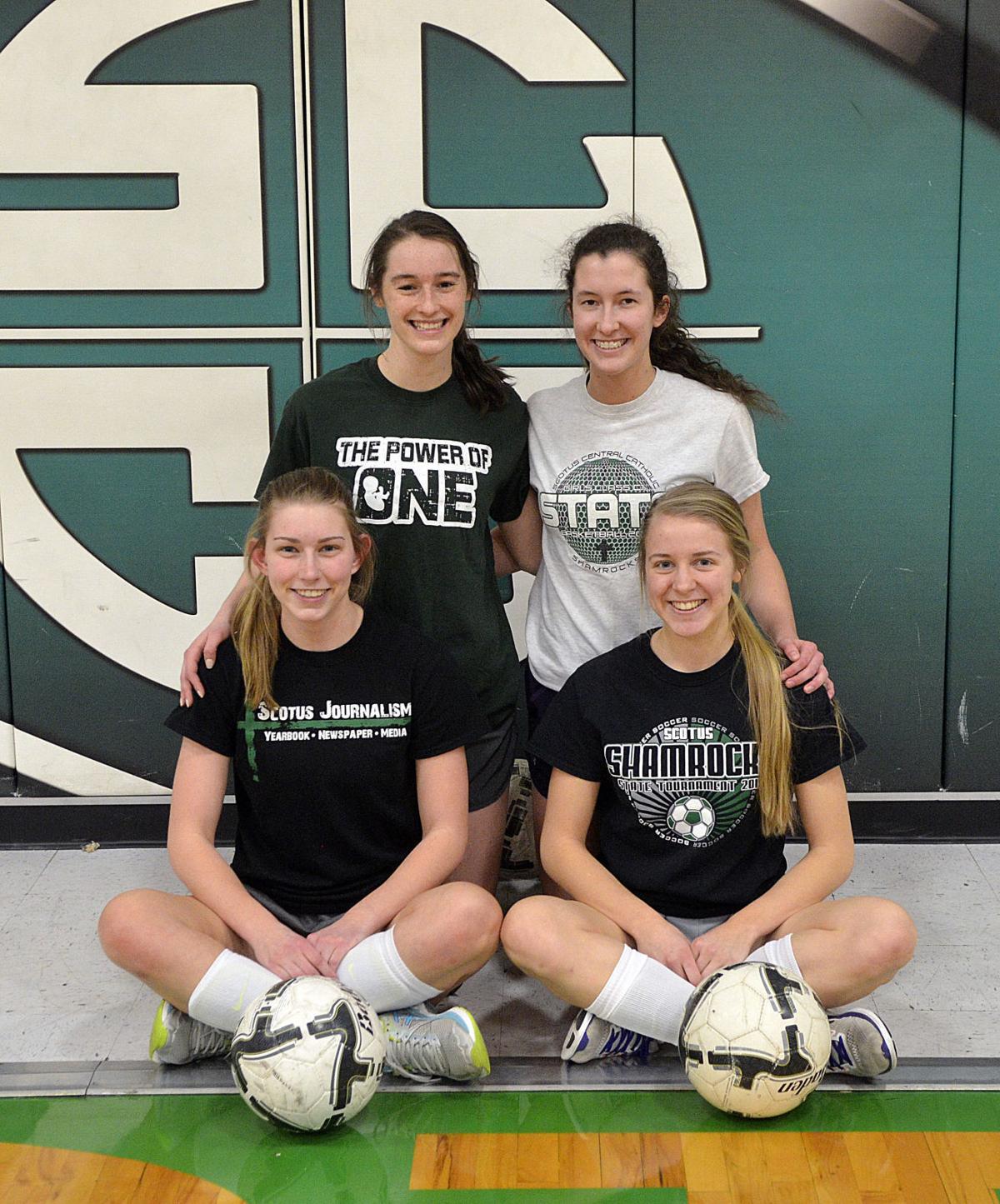 Scotus Girls Soccer 2019