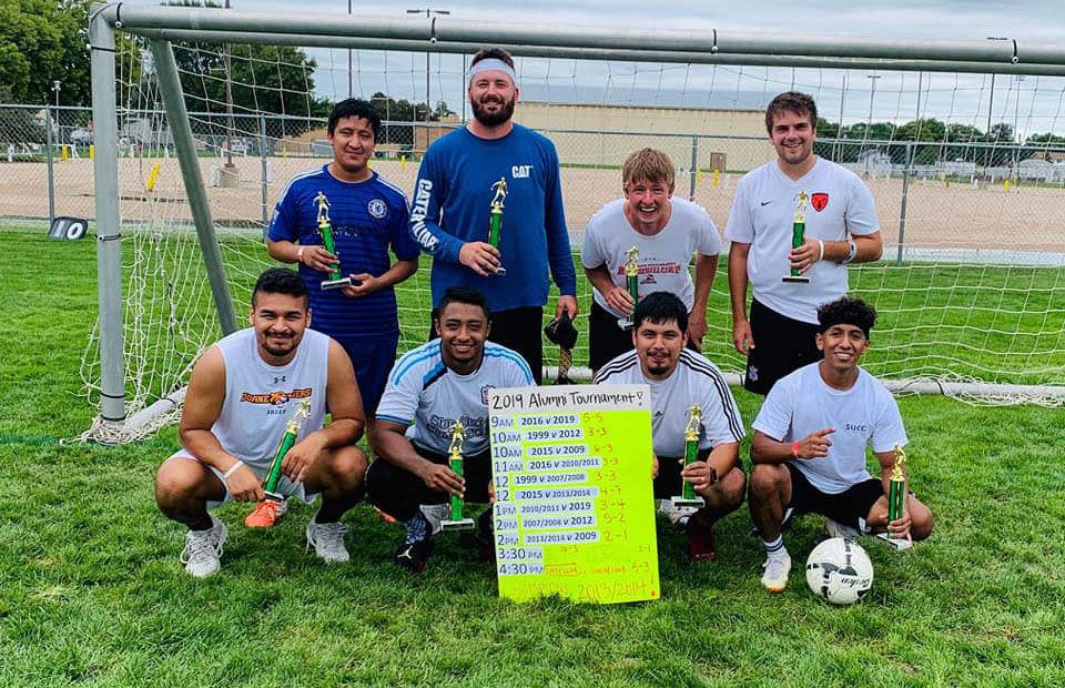 Schuyler Alumni Soccer
