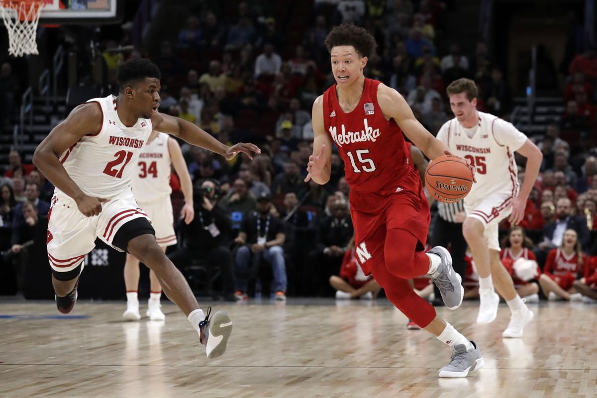 Nebraska vs. Wisconsin basketball