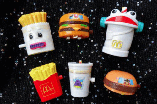 If You Ate Happy Meals In The '80s And '90s, You'll Recognize All Of These Toys