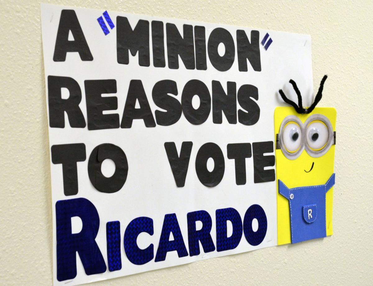 Election - Schuyler elementary