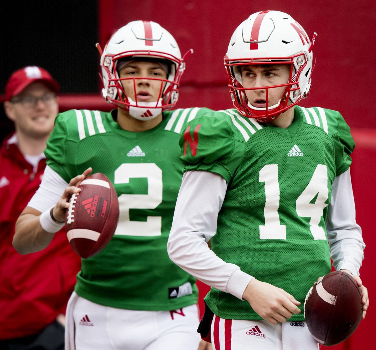 Red-White Spring Game, 4/21/18