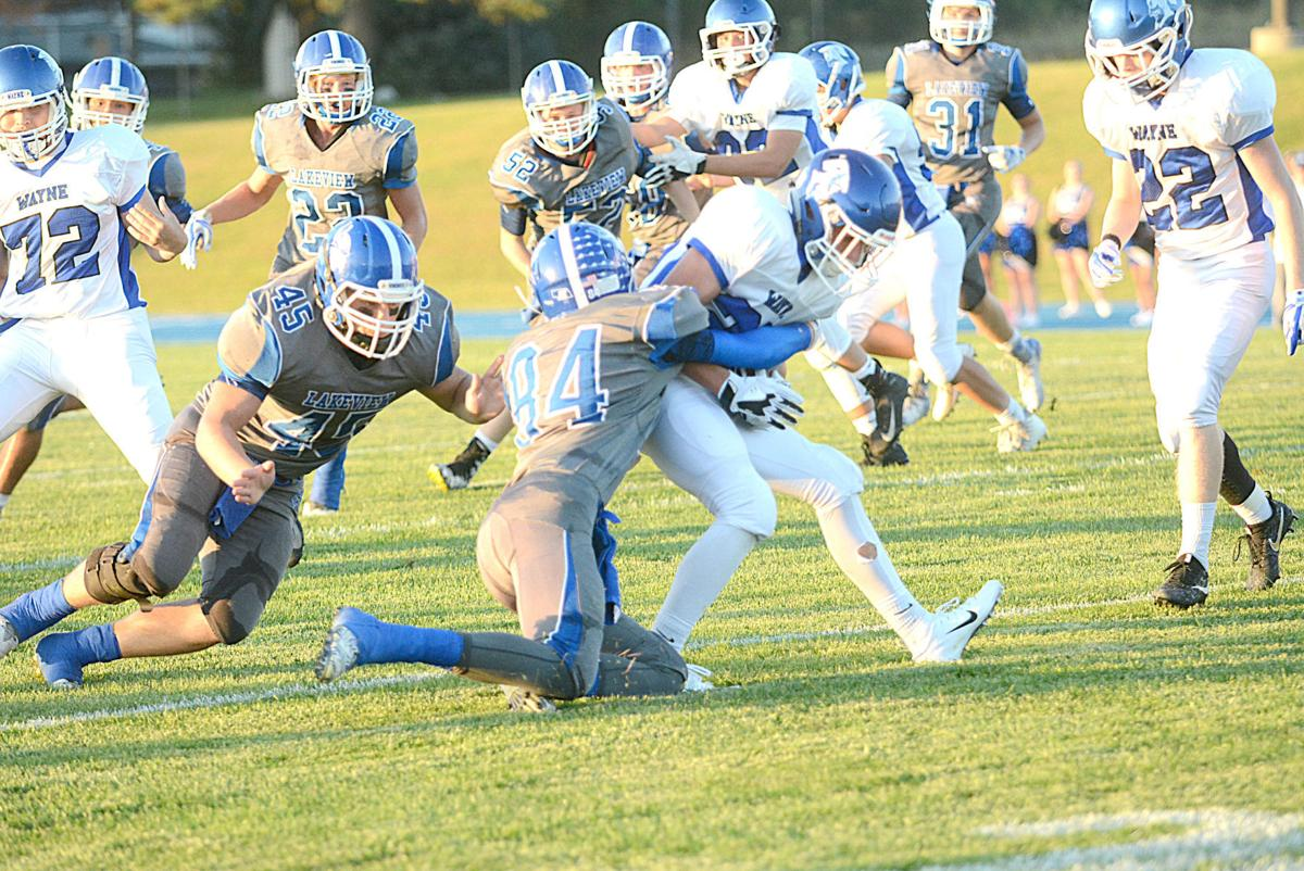 Lakeview Football Preview