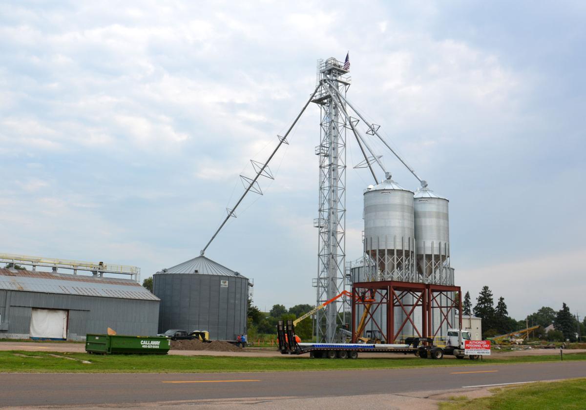 Bruno grain facility