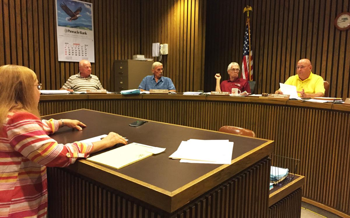 August 6 Platte County Board