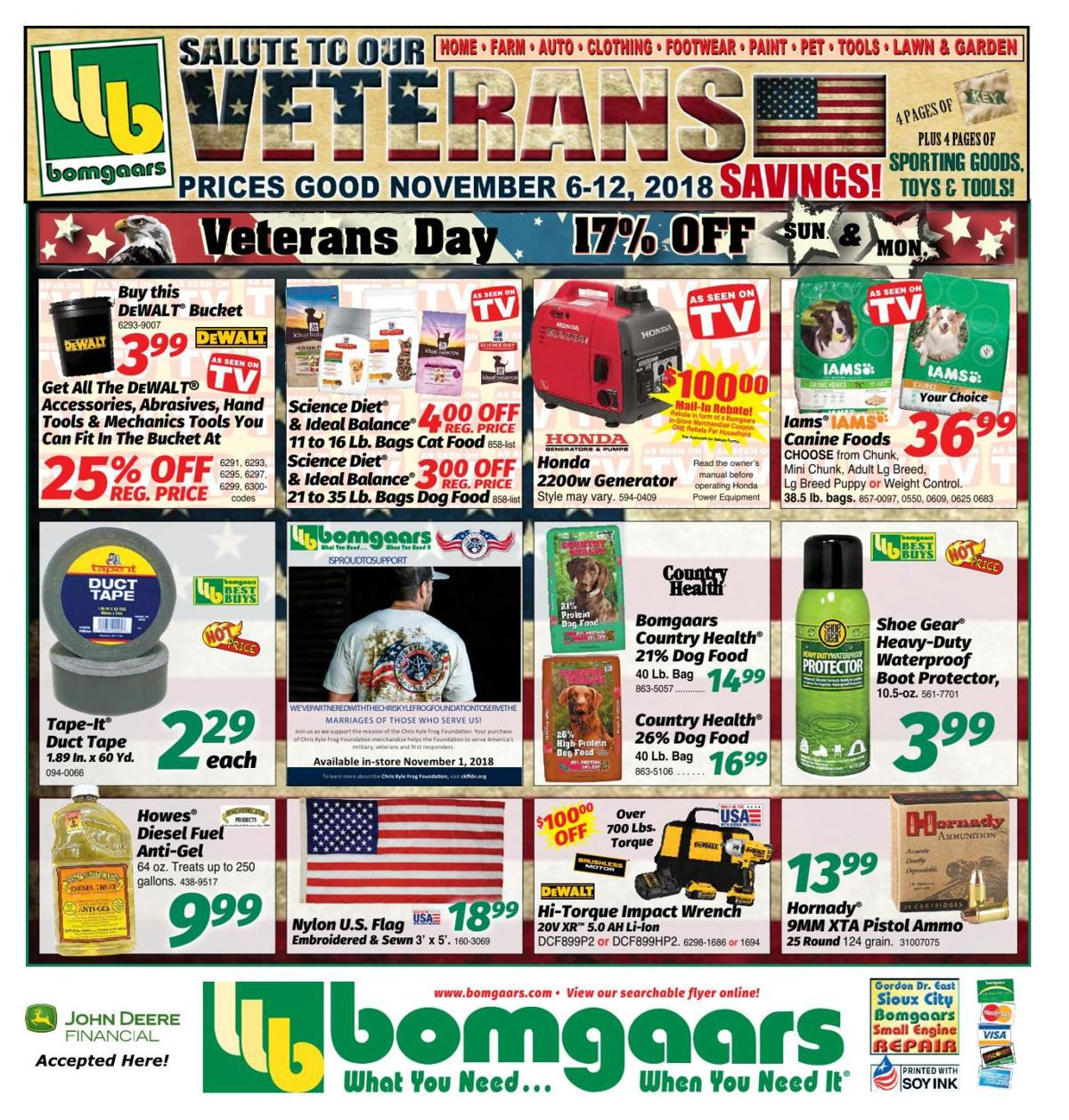 Bomgaars - 111318