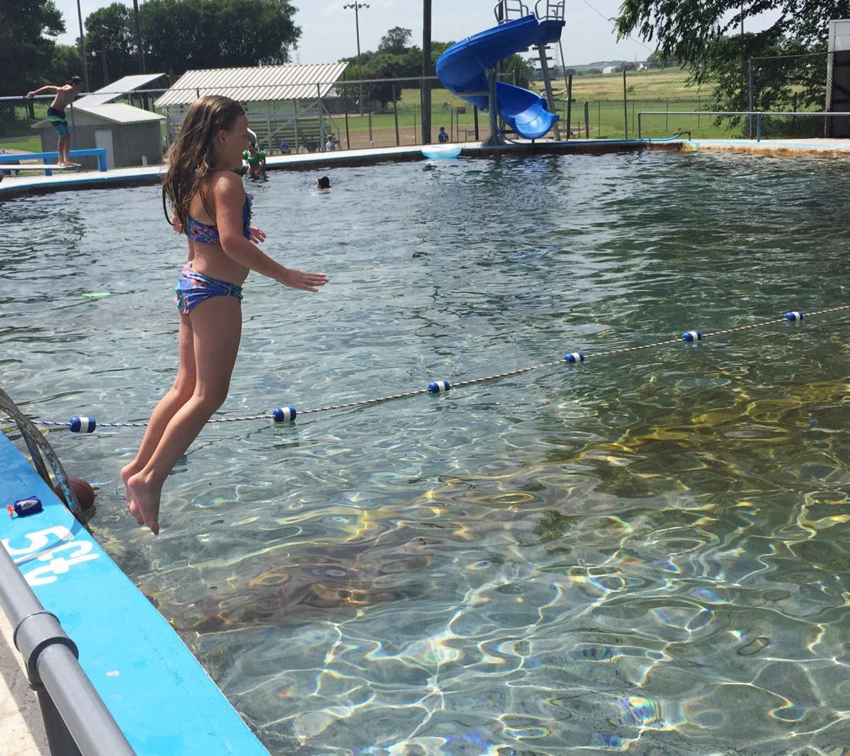 Creston Pool