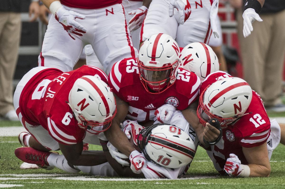 Northern Illinois vs. Nebraska, 9/16/17