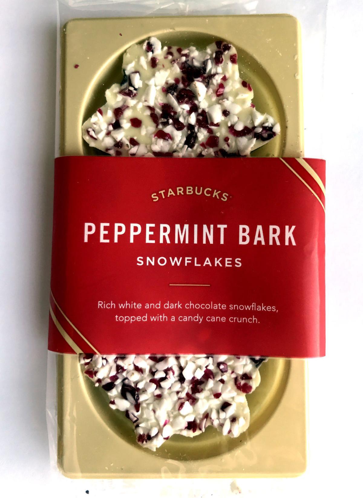 Starbucks Peppermint Bark