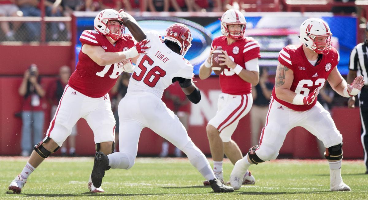 Rutgers vs. Nebraska, 9/23/17