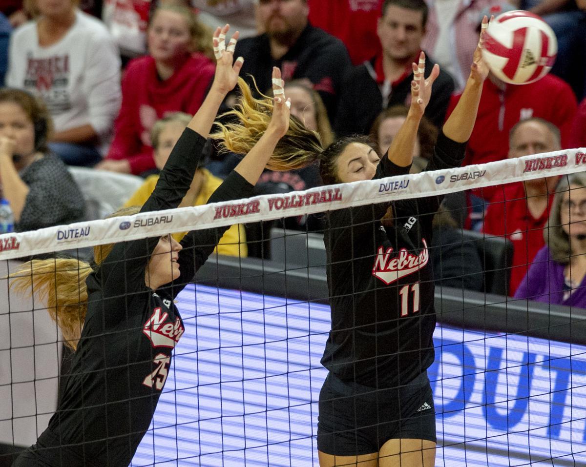 NU Volleyball, 11.1