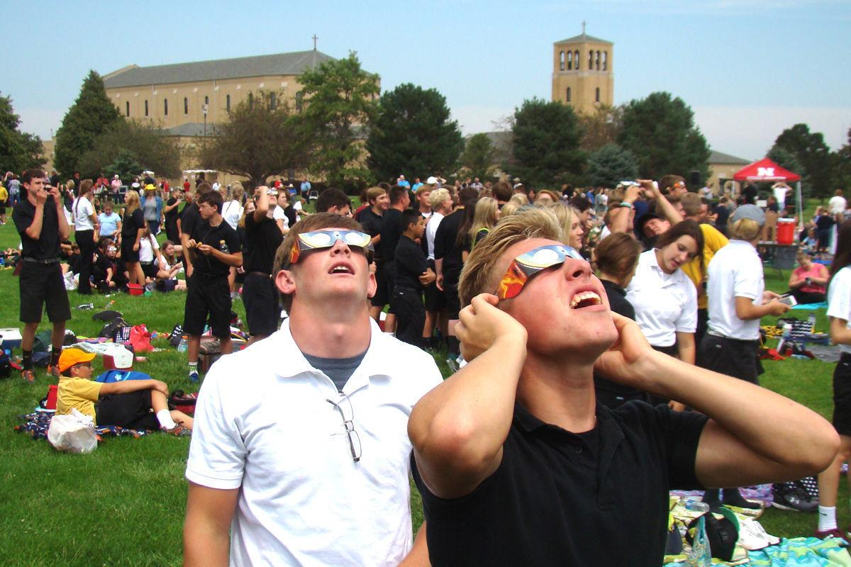Aquinas eclipse