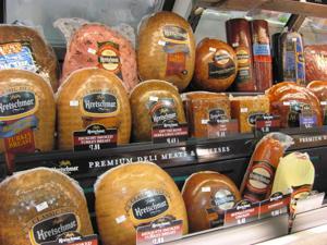 Deli meat Packaged