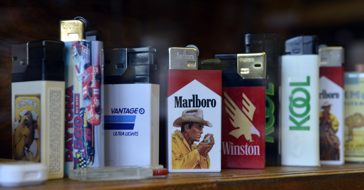 List of Colorado cigarettes brands