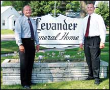 Levander Funeral Home Reaches 50 Year Mark News Columbustelegram Com