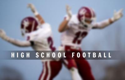 High school football logo 2014