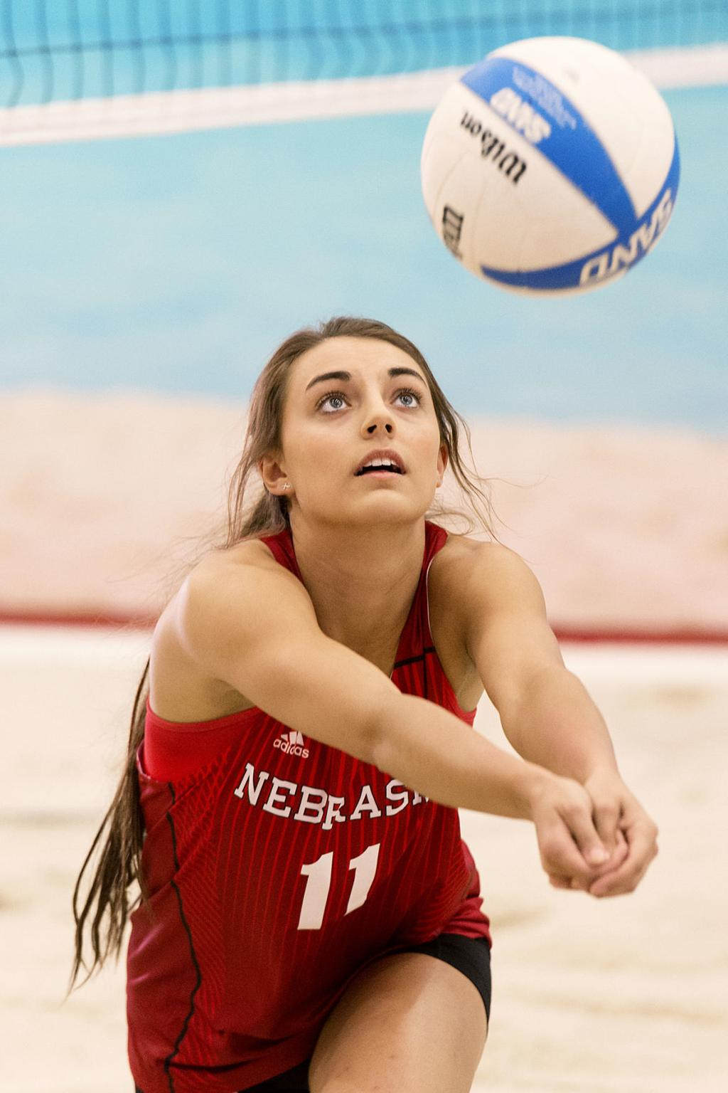 Nebraska Getting Early Start To Beach Volleyball Season Huskers Columbustelegram Com
