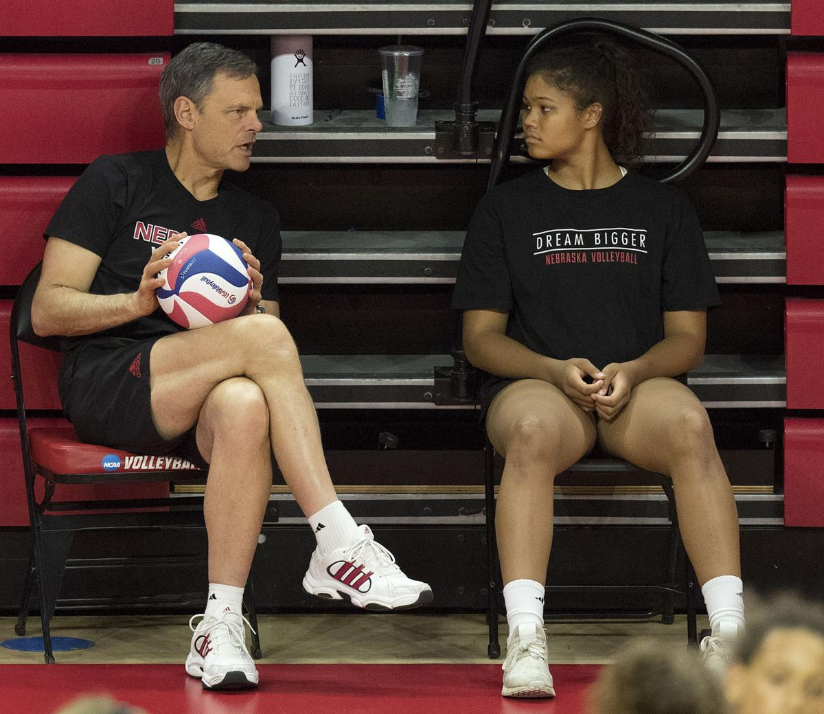 Husker Volleyball Recruits Sweep Top Three Spots In 2021 Rankings College Columbustelegram Com