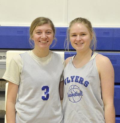 St Francis Girls Basketball seniors