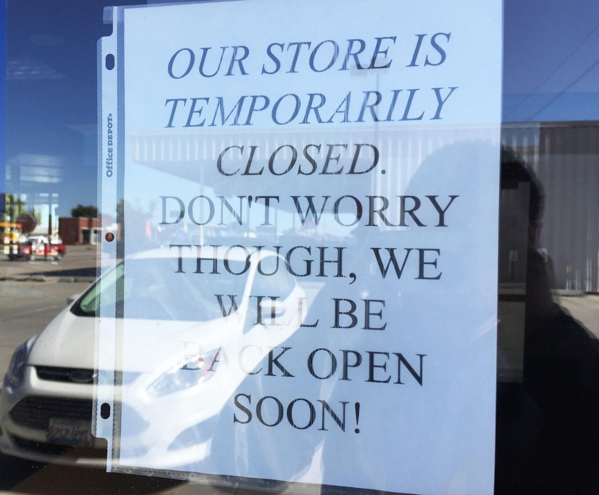KFC Closure