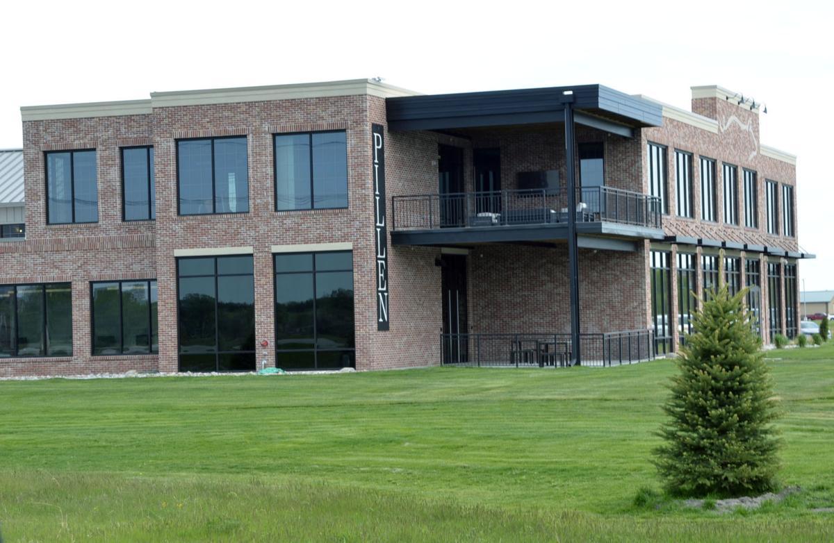 Pillen Family Farms building