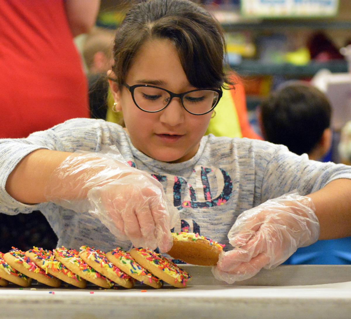 Cookie Sale A Sweet Gesture By Students Local